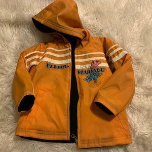 Harley Davison Toddler Reversible Jacket